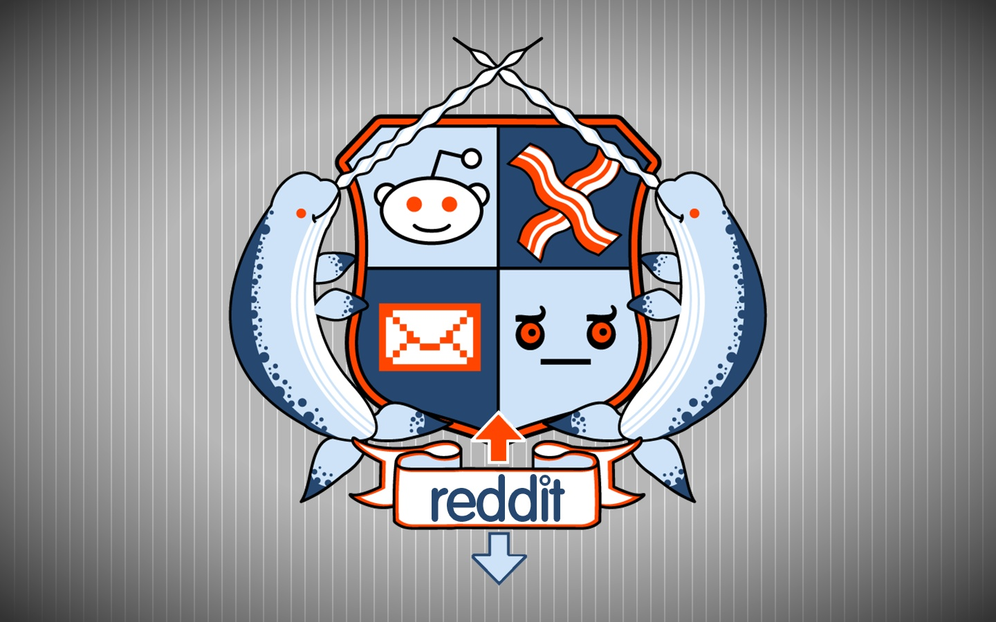 Reddit Coat of Arms