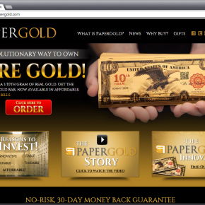 The Problem with PaperGold